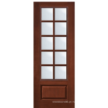 10 portas francesas tradicionais Lite para varanda