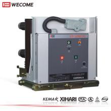 Wecome VD4 MV AC 630 a embarqué pole disjoncteur sous vide de VCB
