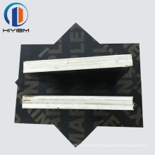 HIYI 18mm WBP film faced shuttering plywood