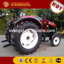 Vente chaude LUTONG X-904 tracteur agricole en vente avec 90HP mini tracteur