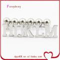 Großhandel billig Piercing Zunge Ringe mit Buchstaben