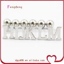 anillos de lengua piercing baratos al por mayor con la letra
