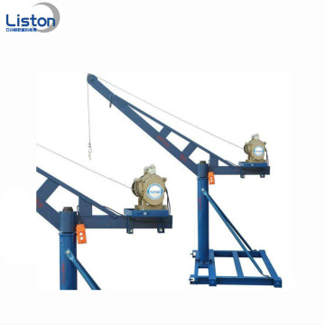 Mini Electric Mobile Crane Truck Mounted Crane