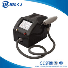 Maquillaje permanente ND YAG Laser 2000mj Tattoo Removal Machine