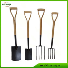 Carbon Steel Garden Digging Spade and Fork Tools