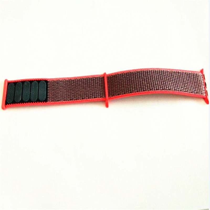 Breathable nylon band