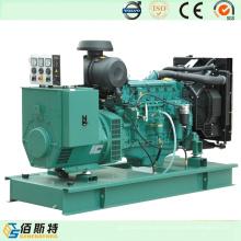 Einzylinder-gekühlter Dieselmotor-Generator-Satz des Zylinder-150kw