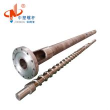 38CrMoAIA Screw Barrel For Plastic Extrusion Machine