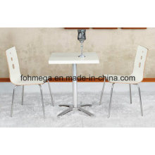 Western Restaurant Dining Table and Chairs (FOH-BC17)