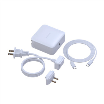 Carregador USB C 61W Para Apple