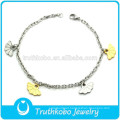 Mexican Solid Silver Chian Link Bracelet Jewelry