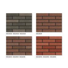 Exterior wall thin brick veneer sale