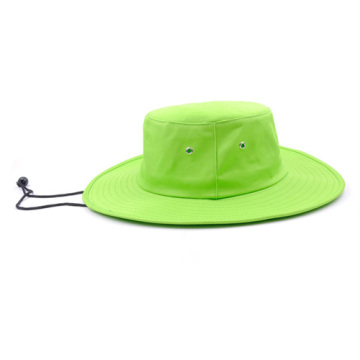 Factory Price Cotton Plain Fishing Hat