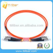 FC- FC MM Cordon de fibre optique