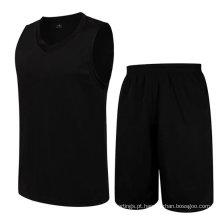 venda quente eua camisa de basquete popular design novo uniforme de basquete