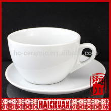 HCC arabic porcelain ceramic tea coffee cup and saucer set