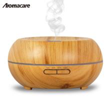 2018 Alibaba Bestseller Neueste Ätherisches Öl Diffusor Stilvolle Wohnkultur Holzmaserung Luftbefeuchter