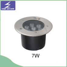 7W Stainlness Steel Underground LED Buried Light