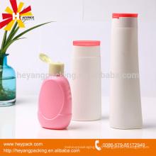 Plus Bouteille de shampoing en plastique vide