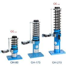Componentes de seguridad para ascensores, amortiguador de aceite de elevador OH-175, amortiguador de elevación, amortiguador hidráulico de elevador
