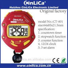 CT-831 pocket que compete o cronômetro para presentes da promoção dos esportes