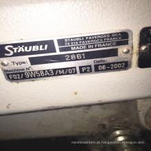 Quatro Color Dobby Shedding Usado Toyota 610 Air Jet máquinas