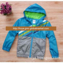 Hooded Jacket,kids jacket,spring/autumn boy jacket