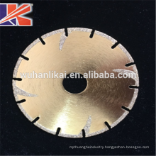 Fashion circle diamond marble saw blade