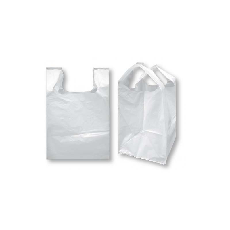 Square Flat Bottom Pe Plastic Bag