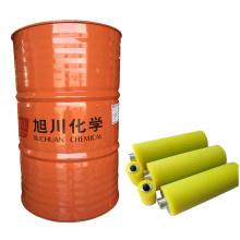 Poliuretano para ruedas de fundición Rodillo de goma PU