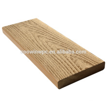 Terrace balcony deco wood plastic composite boards About COOWIN