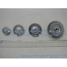 Piezas del motor del jet de SGS Alto Parts J66 Turbine Wheel