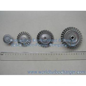 SGS Alto Parts Jet Engine Parts J66 Turbine Wheel