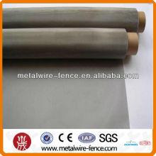 Tejido de malla de alambre de acero inoxidable 304 316 302