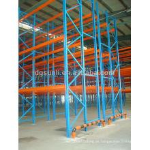 Logistische Ausrüstung Draht Belag Palettenregal