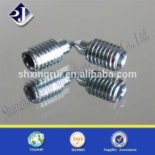 Din916 set screw with teflon paste