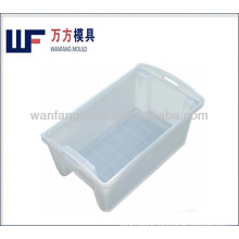 fish crate injection mould/high quality molding