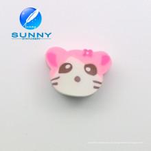 Goma de borrar en forma de gato para el regalo de la promoción