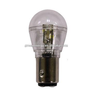 Ва 15d,С8 прозрачной крышкой, 0,7 Вт, 16*Сид smd3014, 12 В DC светодиодные лампы