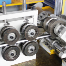Pipe Saddles rollformer Pipe Straps making machine