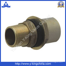 Brass Longer Male Thread Tank Connector Fitting (YD-6021)