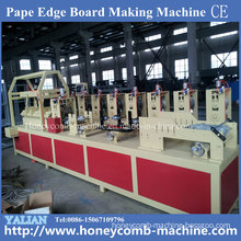 2014 High Quality Paper Corner Protector Making Machine with Hot Sale