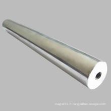 Barre de filtre magnétique à base de néodyme solide pour l'industrie alimentaire