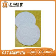 serviette de coton cosmétique non-tissé