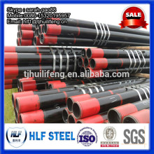 Welding API N80 pipe