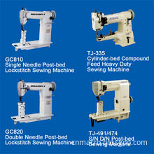 Post-Bed Lockstitch Sewing Machine