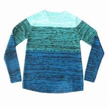 Maternity sweater, made of 100% acrylic AB yarn