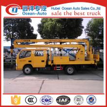 Dongfeng 4X2 16M vehículo de trabajo de gran altura