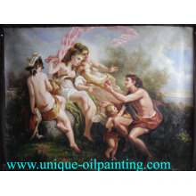 Oil Painting, 100% Handmade Oil Painting, Best Oil Painting