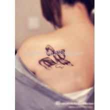 Diseños fáciles de alta calidad del tatuaje del papel de transferencia del fabricante